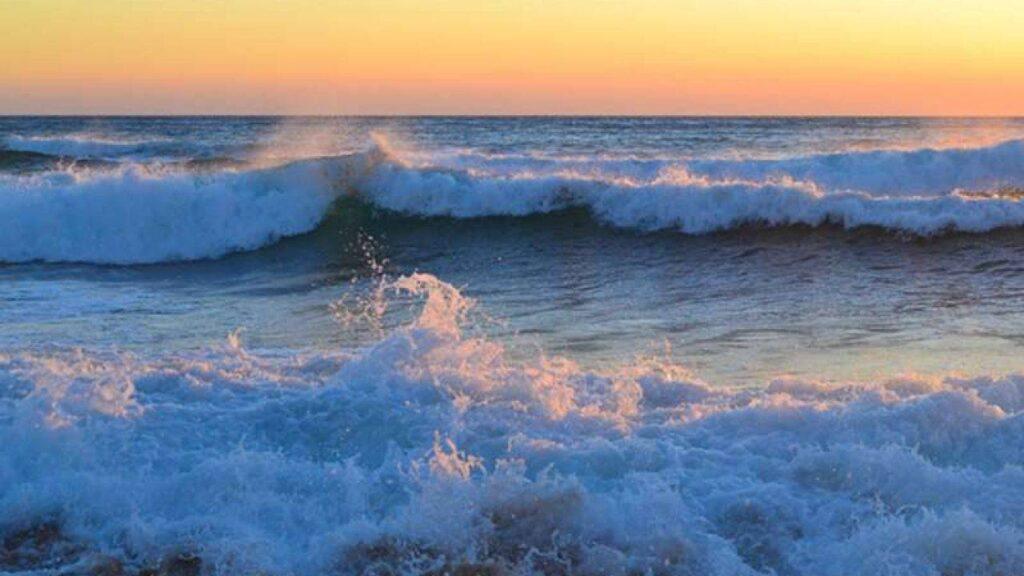 mare infuriato